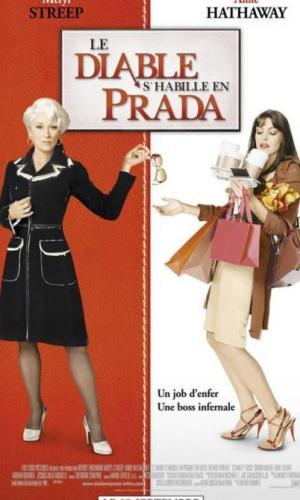 Affiche du film L e diable s'habille en Prada