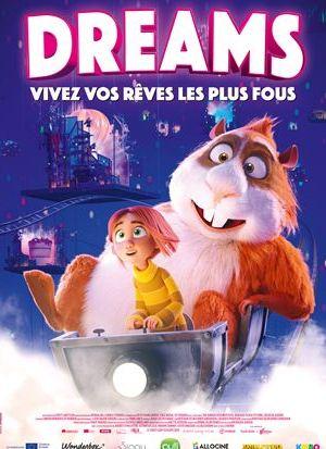 Affiche de cinéma Dreams