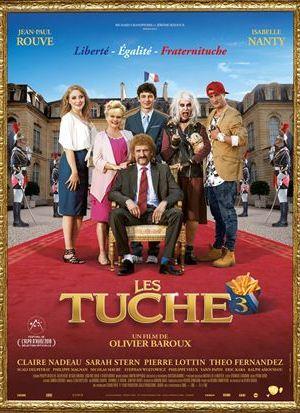 Affiche de cinéma Les Tuche3