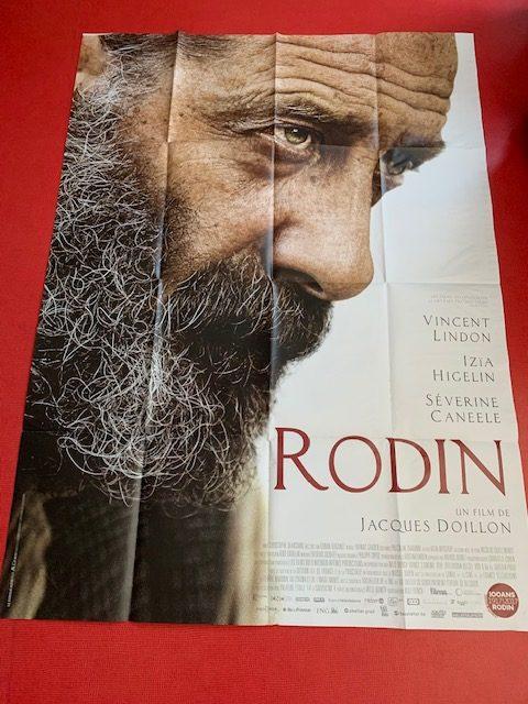 Affiche de cinéma Rodin