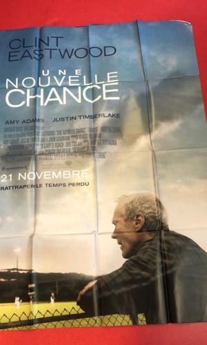 """Affiche du film """"Une nouvelle chance"""" (2012)"""