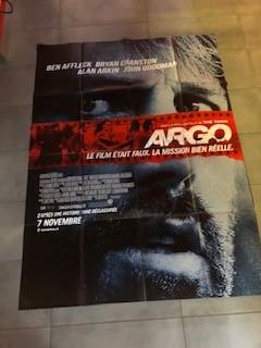 """Affiche du film """"ARGO"""" (2012)"""