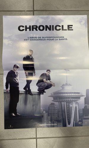 Affiche du film Chronicle, 2012