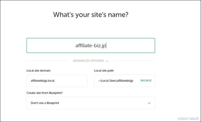 What`s your site`s name?