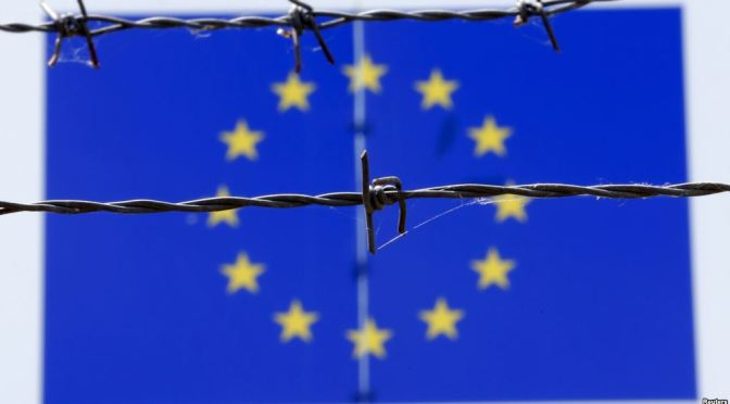 Flashpoint Europe: The Refugee Crisis and the Fate of the Union