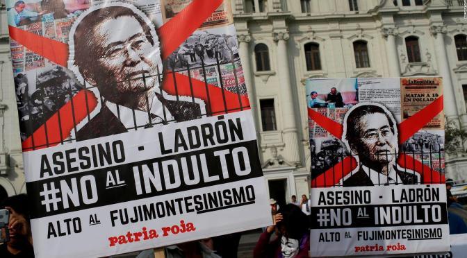 Pardon Me: Peru's Fujimori Problem