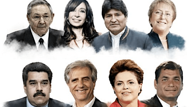 End of the Left: Latin America's Right-Wing Swing