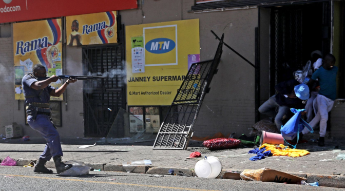 (THULANI MBELE/Sowetan/Gallo Images via Getty Images)