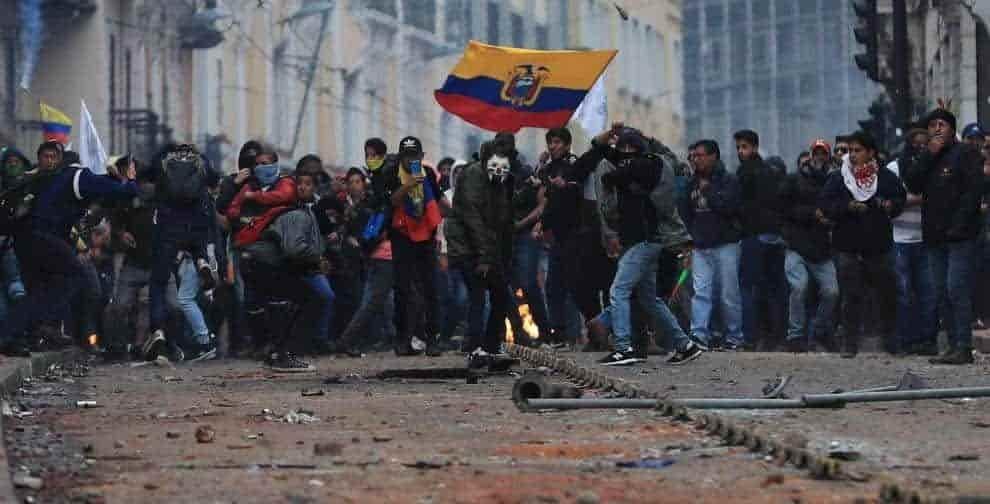 Venezuela views Ecuador as a bad neighborhood