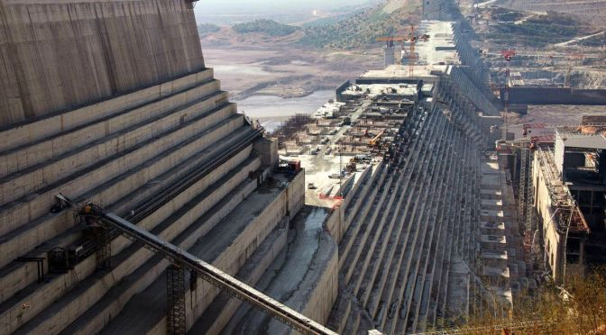 Grand Ethiopian Renaissance Dam Water Wars