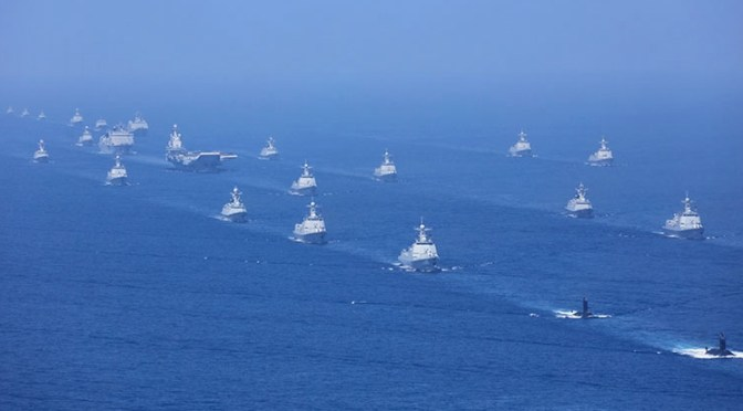 Conflict in the South China Sea: Alternate Futures