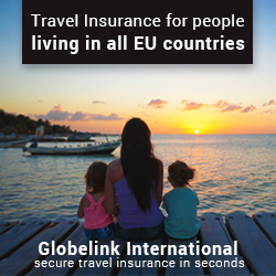 Globe Link International Travel insurance