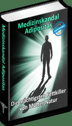 Medizinskandal Adipositas Buchansicht - Shopseite