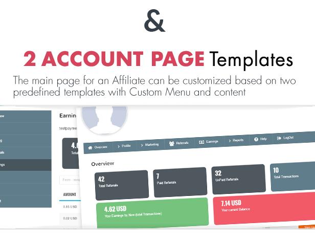 Ultimate Affiliate Pro WordPress Plugin 60