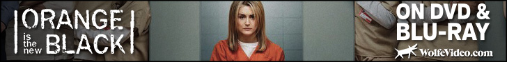 Orange is the New Black on DVD