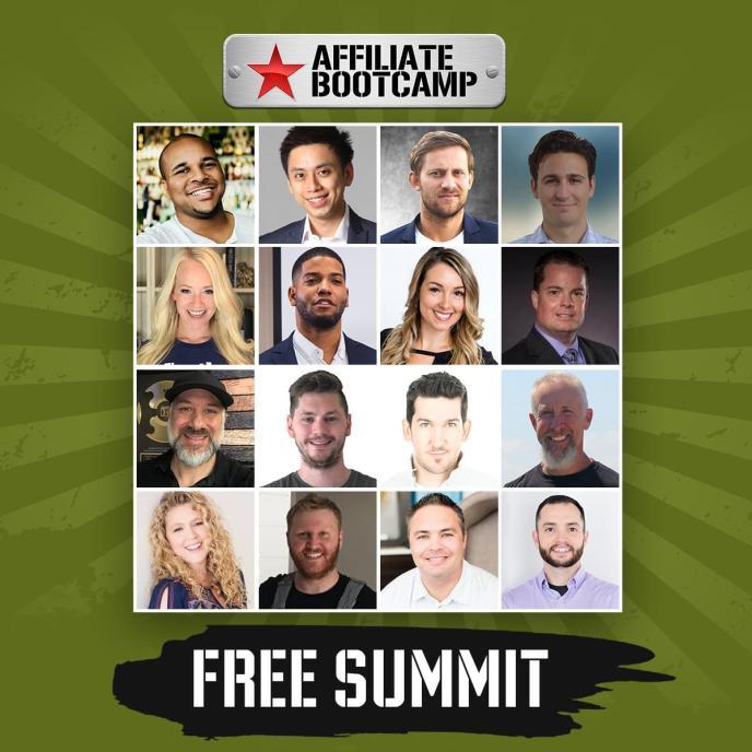 Affiliate Bootcamp Summit