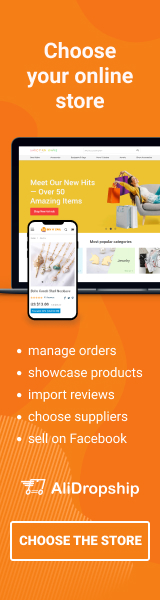 Choose your online store