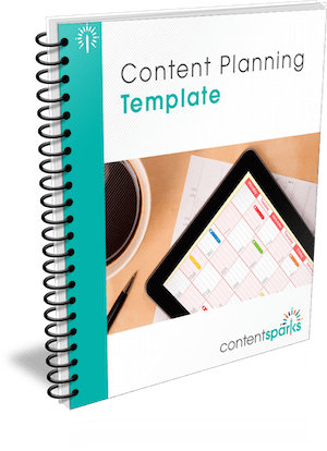 Free Content Planning Template