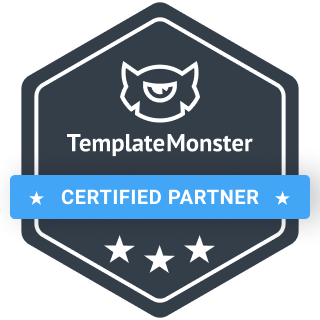 Certified TemplateMonster Partner