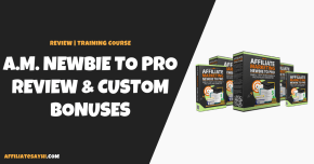 Affiliate Marketing NEWBIE To PRO Review [PLR Monster]