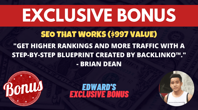 bonus seo that works