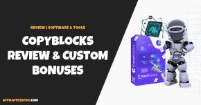 CopyBlocks Review (Ifiok Nkem): #1 A.I Copywriting Software?