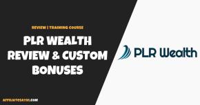 PLR Wealth Review (Chris Derenberger): FULL Demos! [HOT]