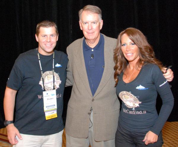 Shawn Collins, Jon Spoelstra, and Missy Ward