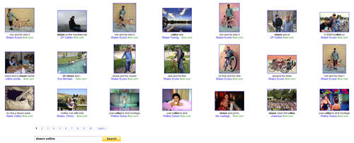 Yahoo Image results for Shawn Collins