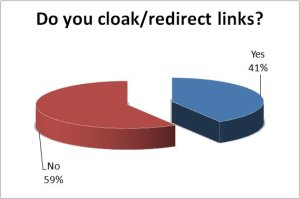 AffStat link redirect data
