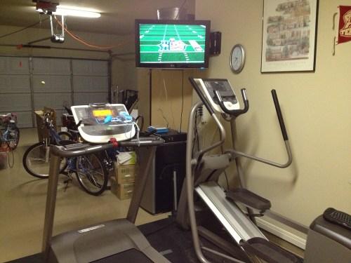 Treadmill Wii