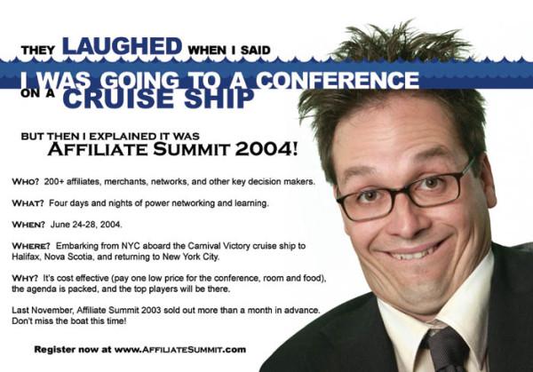 Affiliate Summit 2004 promo