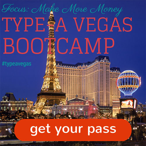 Type-A Vegas Bootcamp