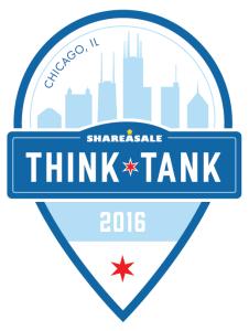 ShareASale ThinkTank 2016