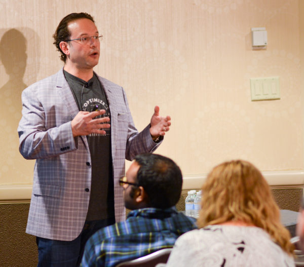 Jay Berkowitz at Affiliate Summit East 2016