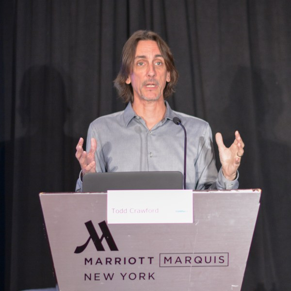 Todd Crawford at Affiliate Summit East 2016