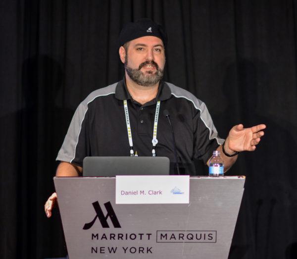 Daniel M. Clark at Affiliate Summit East 2016