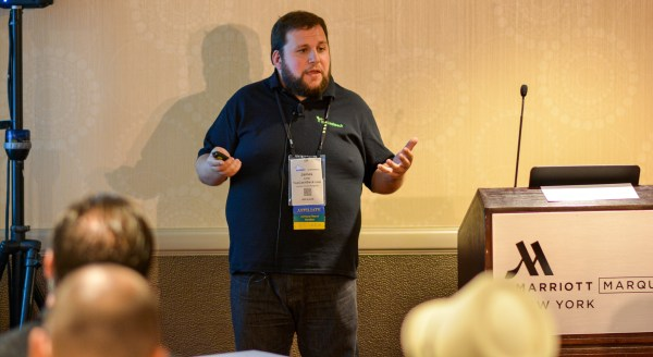 James Little at Affiliate Summit East 2016