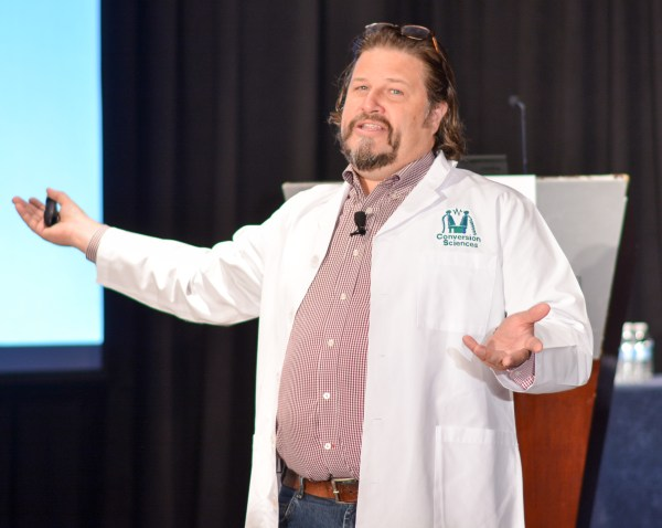 Brian Massey at Affiliate Summit East 2016