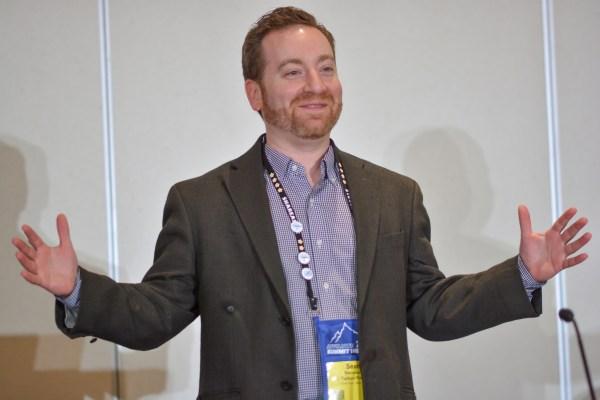 Sean Steinmarc at Affiliate Summit West 2017