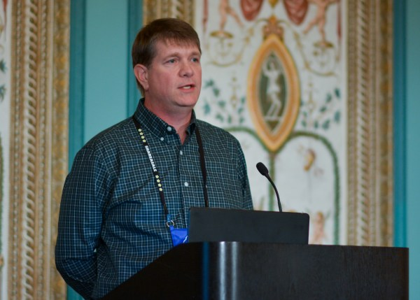 Greg Hoffman at Affiliate Summit West 2017