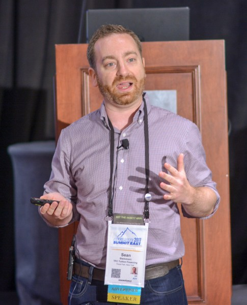 Sean Steinmarc at Affiliate Summit East 2017