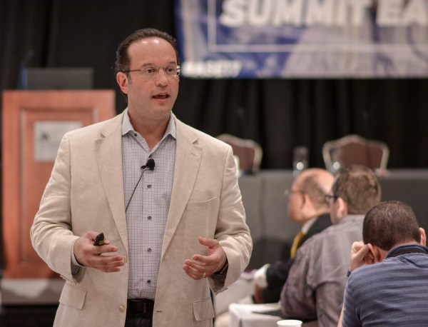 Jay Berkowitz at Affiliate Summit East 2017