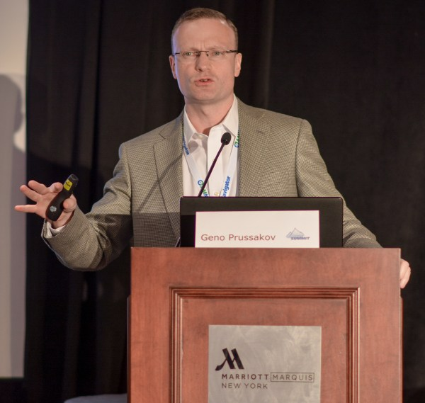 Geno Prussakov at Affiliate Summit East 2017