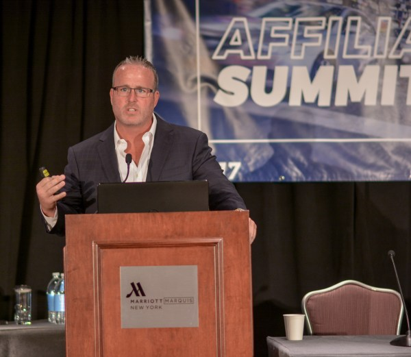 Lance Bachmann at Affiliate Summit East 2017