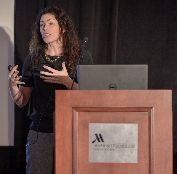 Alison Chew at Affiliate Summit East 2017