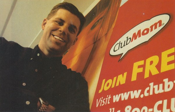 Shawn Collins at ClubMom 1