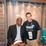 Warren Moon and Shawn Collins at Affiliate Summit West 2011 scaled