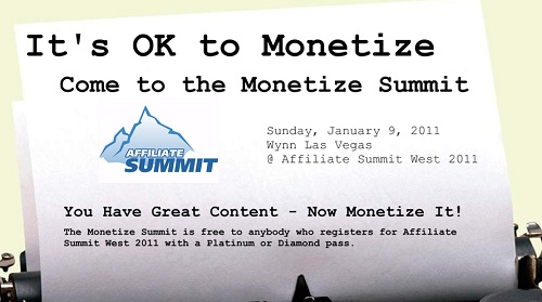 Monetize Summit