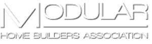 modular home builder association logo